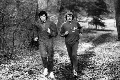 Cătălin Andreica, de 37 de ani recordman la maraton