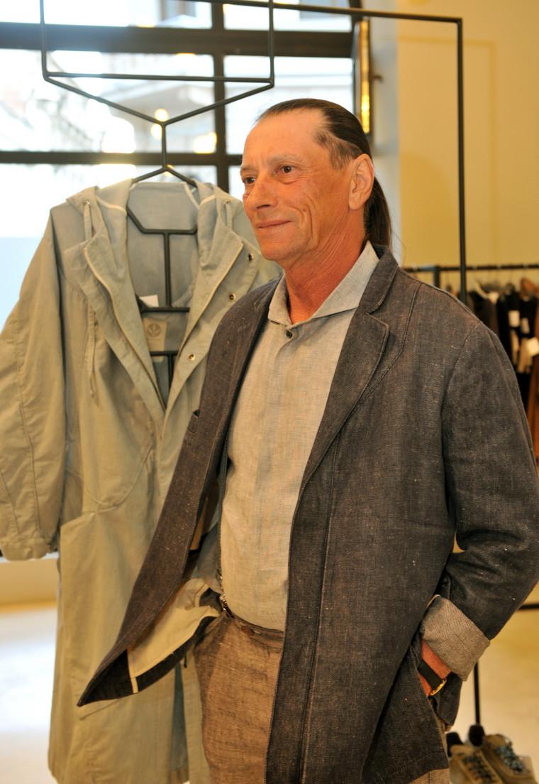 """Linia vestimentară """"Patzaikin"""" mizează pe produse sută la sută naturale / foto: Sorin Lupsa"""