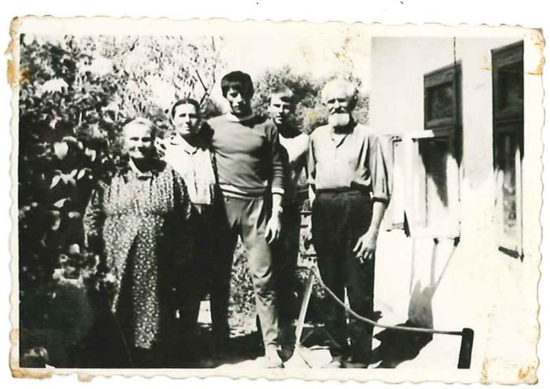 Ivan Patzaichin și familia