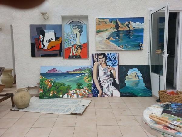Picturi Nicu Covaci