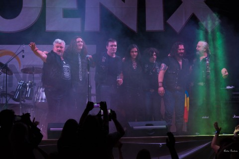 Phoenix în concert
