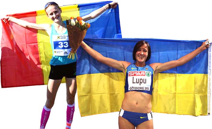 Liliana Danci și Natalia Lupu