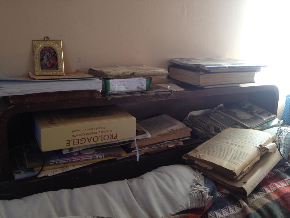 Cărți la căpătâi