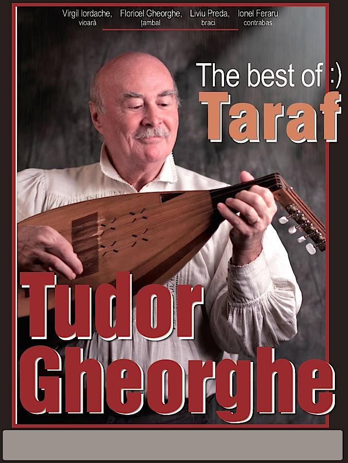 Tudor Gheorghe, maestru al cobzei