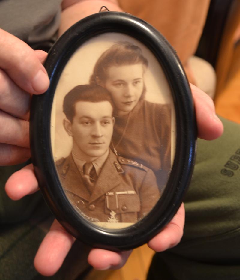 Părinții lui Vladimir Găitan
