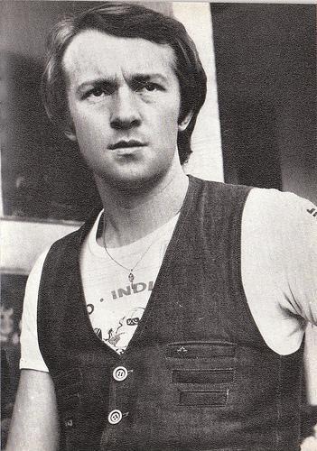 Vladimir Găitan, tânăr