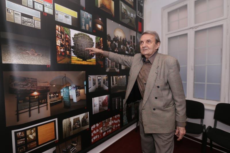 Dialogul cu Romulus Rusan a avut loc in incinta Muzeului Memorialul Victimelor Comunismului și al Rezistenței, din strada Luis Calderon, nr 66, București