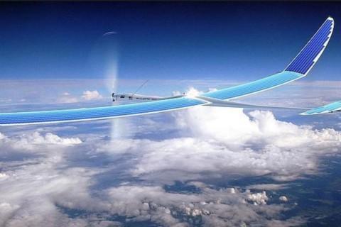Facebook a făcut o dronă pentru transmis internet