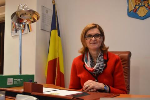 Elisabeta Lipă, de pe toloaca din Cândești, în Guvernul României