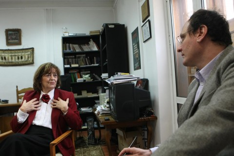 Interviu-document cu poeta Ana Blandiana