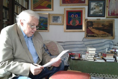 """Nicolae Breban: """"La noi, Justiția ascultă de Partid sau de Serviciile secrete"""" / PRIMA PARTE"""