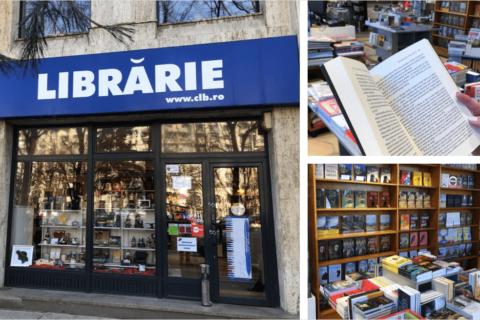 Cele mai vândute și cele mai furate cărți din rețeaua CLB în 2020